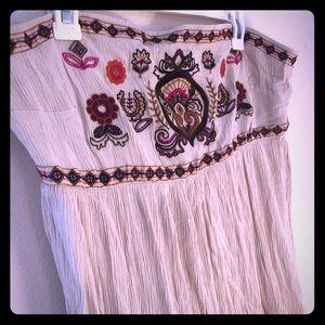 Off-White maxi dress sz XXL